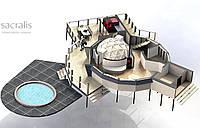 Купольная баня (парилка), фото 1