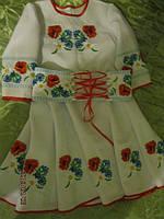 Сукня для дівчинки № 11 н.ку, фото 1