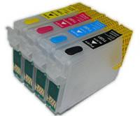 Перезаправляемые картриджи для EPSON Stylus C91 T26 TX106 TX117