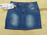 Джинсовая юбка. Размеры: 6,8,10,14,16 лет