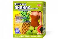 Фиточай Ключи здоровья 1,5 г ,фильтр-пакет, ананас/папайя, д/похуд.№20