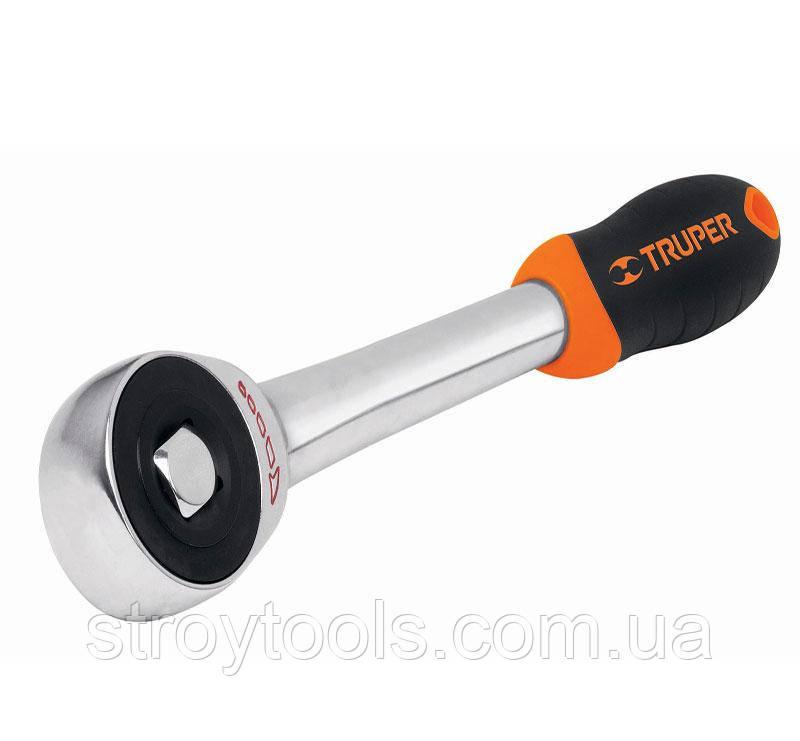Ключ Трещотка, Винил,Ротационная ручка 1/2» 280 мм,TRUPER,M-5449-R, Киев.
