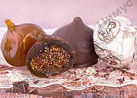 Конфеты ручной работы «Инжир в шоколаде»