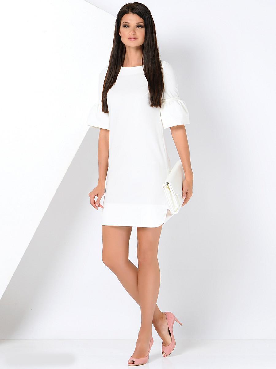 Милое платье свободного кроя B 151, фото 1