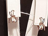 Серьги золотые. Артикул 400210Е, фото 1