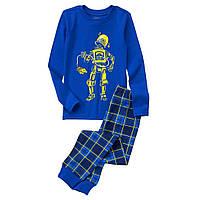 """Пижама для мальчика 2в1 Crazy8 """"Робот"""" р.3Т,4,5,6"""