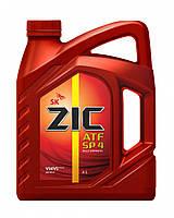 Трансмиссионное масло ZIC ATF SP4 4л.