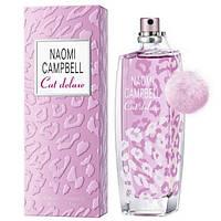 Женская парфюмерия Naomi Campbell Cat Deluxe (Наоми Кэмпбелл Кэт Делюкс) EDT 75 ml