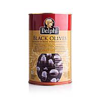 Акция при покупке от 2-х шт! Маслины с косточкой крупные Delphi / Делфи Мамут, 101/110, 4,25кг
