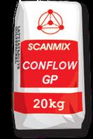 Scanmix CONFLOW GP - гипсовый быстротвердеющий раствор для пола