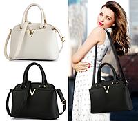 Женская сумка с двумя ручками классическая Valentino Nonstandard