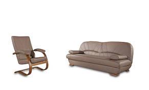 Современный кожаный диван Galicja, фото 3