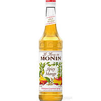 Сироп коктельный MONIN Мангои специи 700мл