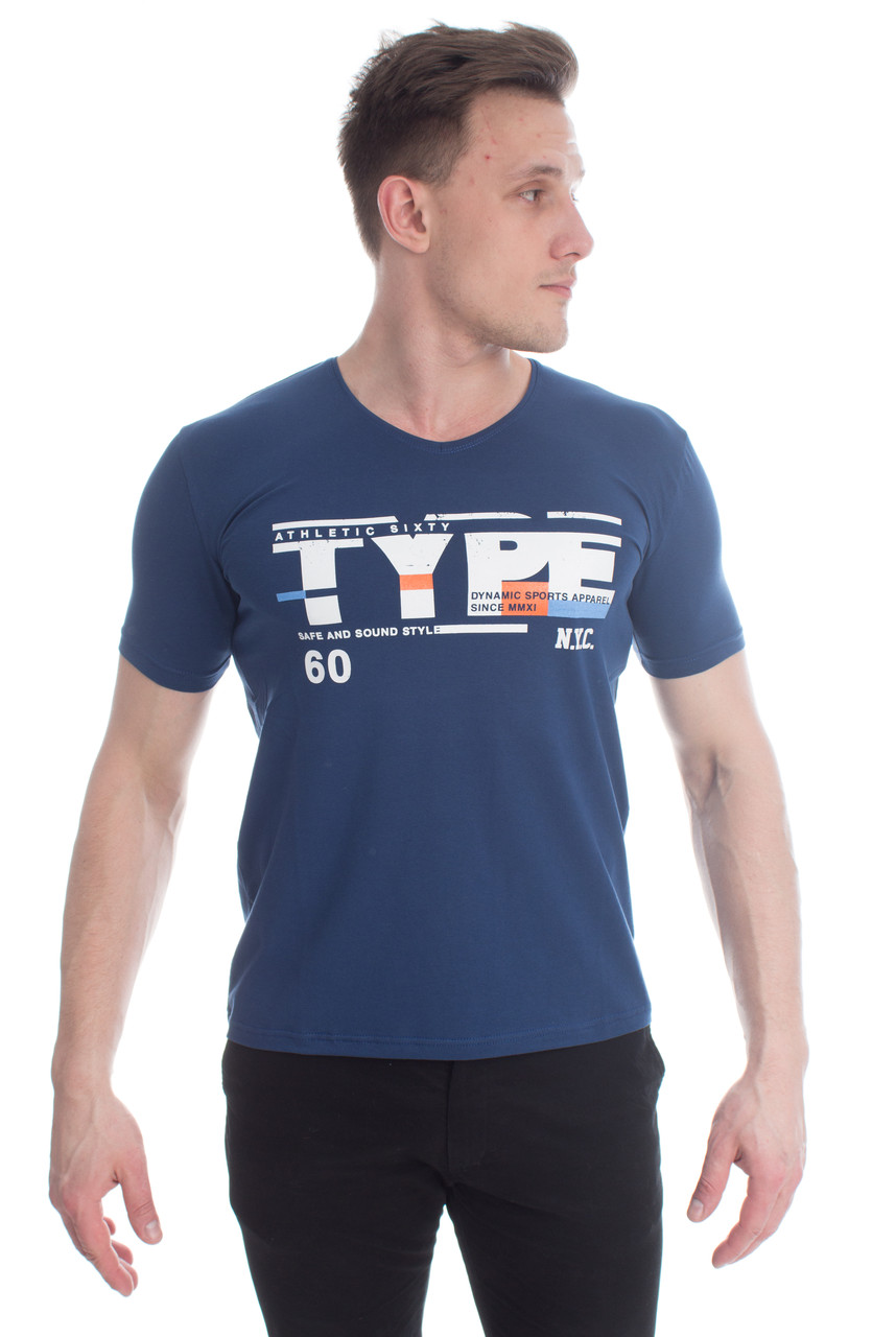 1e8af752f8cfe Красивая мужская футболка