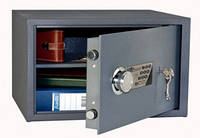 Сейф Safetronics NTL-24ME. Вес:18кг.,РАЗМЕР, мм. (ВхШхГ) 287х431х360