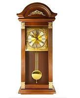 Настенные часы из дерева с маятником FUDA HW068
