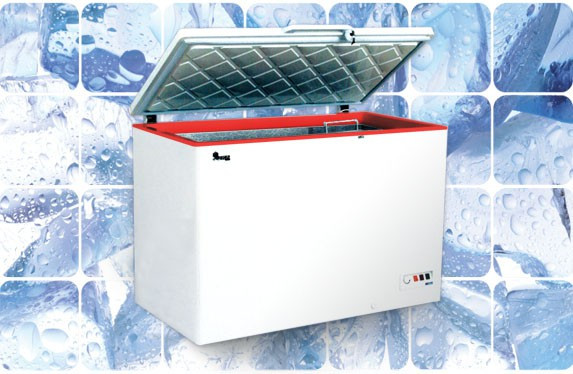 Морозильный ларь с глухой крышкой Juka M200Z (200-600 л.)