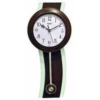Настенные часы с маятником RIKON 5103_Wood-2