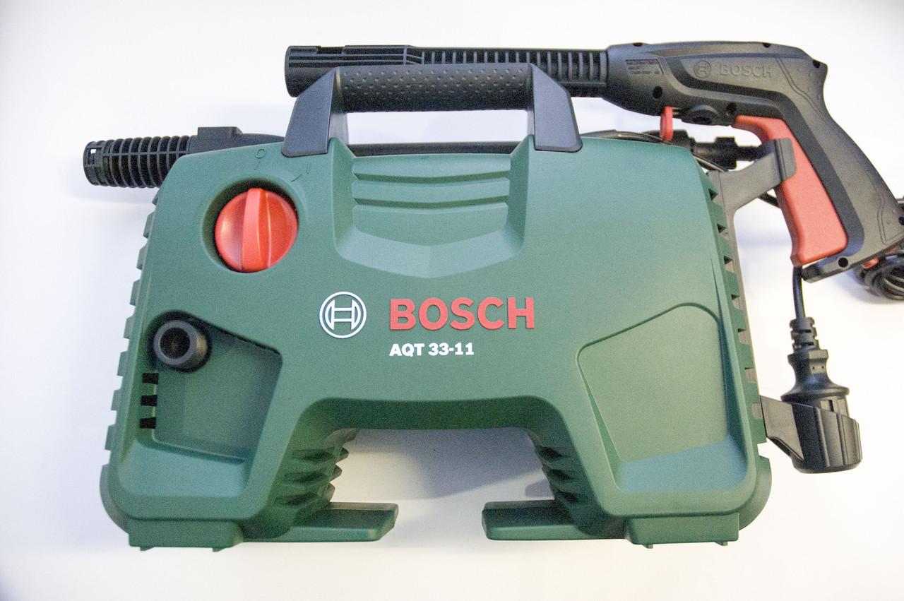 Очиститель высокого давления Bosch AQT 33-11 (для авто), 06008A7602