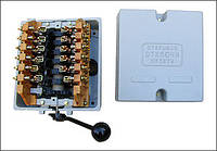 Командоконтролеры серии ККП-1107