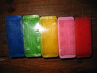 Пемза цветная с щеткой