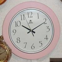 Настенные часы Fuda F7407R кожзам