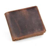 Мужской кошелек с прочной натуральной кожи