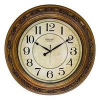 Настенные часы Rikon 444 Brown 75 х 75 см