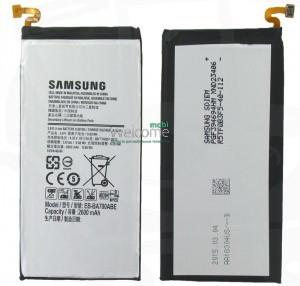 Аккумулятор Samsung Galaxy A7 (A700, 2015) батарея для телефона смартф