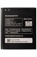 Аккумулятор (батарея) Lenovo BL210, 2000 mAh (A656, A658, A750, A766, A770, S650, S658, S820)