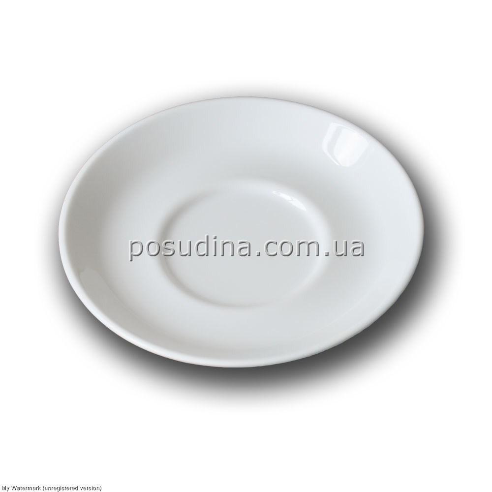 Блюдце фарфоровое Farn для чашки эспрессо