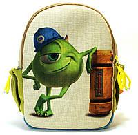 Детский рюкзак Корпорация монстров Майк Вазовски, фото 1