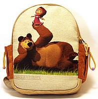 Детский рюкзак Маша и медведь