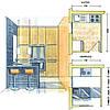 УютХаус - кухни и шкафы-купе на заказ по ценам 2013 года