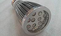Фито лампа в алюминиевом корпусе 9 Вт.