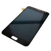 Дисплей LCD + Touchscreen Samsung Galaxy Note N7000 i9220 БЕЛЫЙ, фото 1