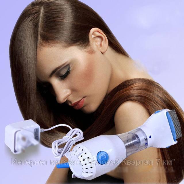 Электрическая расческа для удаления вшей