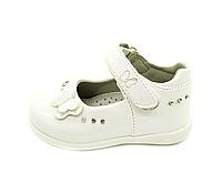 Сандали-туфли для девочки с кожаной стелькой 23,24 размер