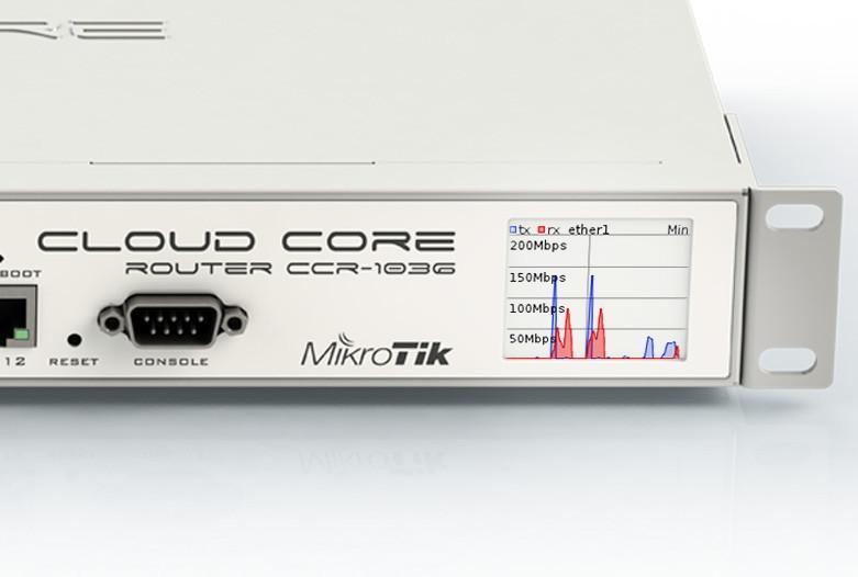 Mikrotik CCR1036-12G-4S-EM Маршрутизатор  - Интернет-магазин сетевого оборудования WiFi-LiFe в Днепре