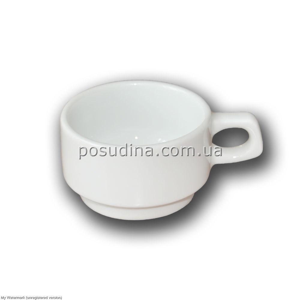 Чашка фарфоровая Farn для кофе