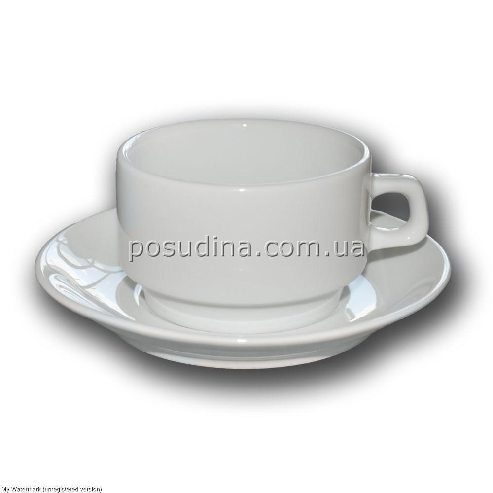 Кофейная пара фарфоровая Farn - Посудина - Интернет магазин фарфоровой посуды в Дружковке