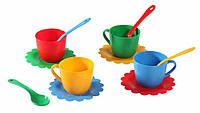 Детская посудка Ромашка (12 предметов) Тигрес