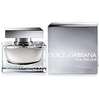 Женская пафюмерия Dolce & Gabbana L'eau The One (Дольче Габанна Лиу зе ван) EDT 75 ml