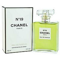 Женская парфюмерия Chanel №19 (Шанель № 19) EDP 100 ml