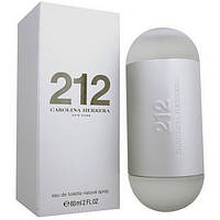 Женская парфюмерия Carolina Herrera 212 (Каролина Эррера 212) EDT 60 ml
