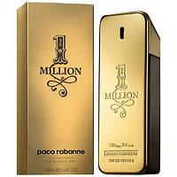 Мужская парфюмерия Paco Rabanne 1 Million (Пако Рабанн Ван Мильян) EDT 100 ml