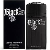 Мужская парфюмерия Paco Rabanne Black XS (Пако Рабанн Блэк Иксэс) EDT 100 ml