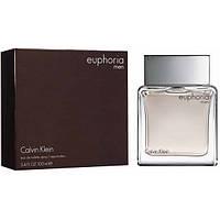 Мужская парфюмерия Calvin Klein Euphoria For Men (Кельвин Кляйн Эйфория для мужчин) EDT 100 ml