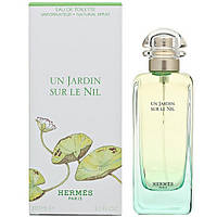 Женская парфюмерия Hermes Un Jardin Sur Le Nil (Гермес Ун Жарде Сур Ле Нил) EDT 100 ml