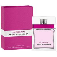 Женская парфюмерия Angel Schlesser So Essential (Ангел Шлессер Со Эсеншл) EDT 100 ml